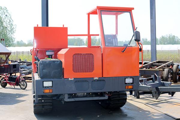 延边和龙小型履带式拖拉机履带拖拉机价格