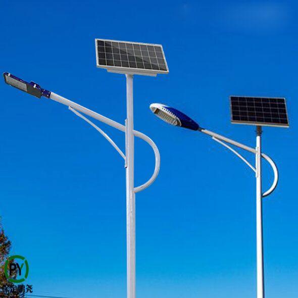 房山6米太阳能路灯生产厂家工程配套