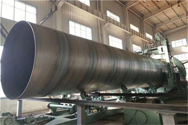 DN300螺旋焊接钢管一吨价格