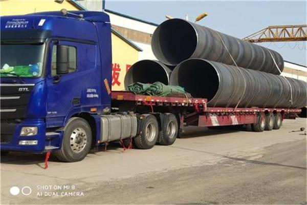 DN377*5排污用焊接钢管厂家价格行情