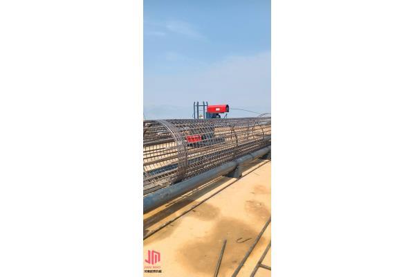 楚雄半自动钢筋笼滚笼机配置丰富