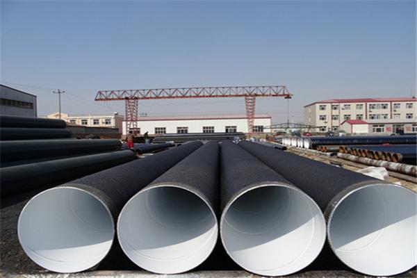 DN720*14排污用焊接钢管市场价格走势