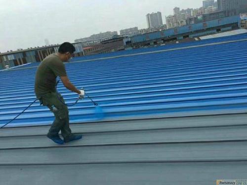 延边龙井彩钢水性翻新漆产品保证