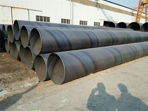 DN350*10埋弧焊螺旋焊管价格合理