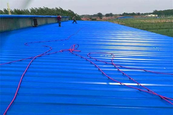 咨詢電話:日喀則薩嘎彩鋼水性工業漆廠家直銷