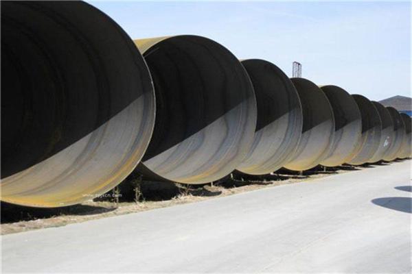 DN1200排污用防腐焊管厂家供应