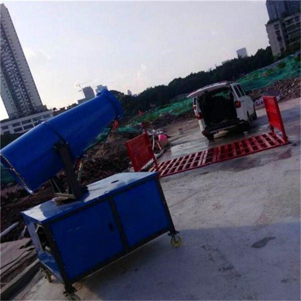 内江工地全自动工程洗轮机