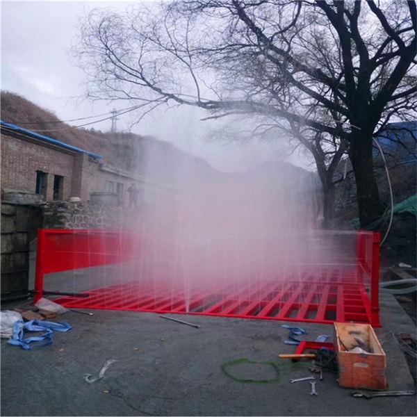 广东雷州自动洗车台普通型号
