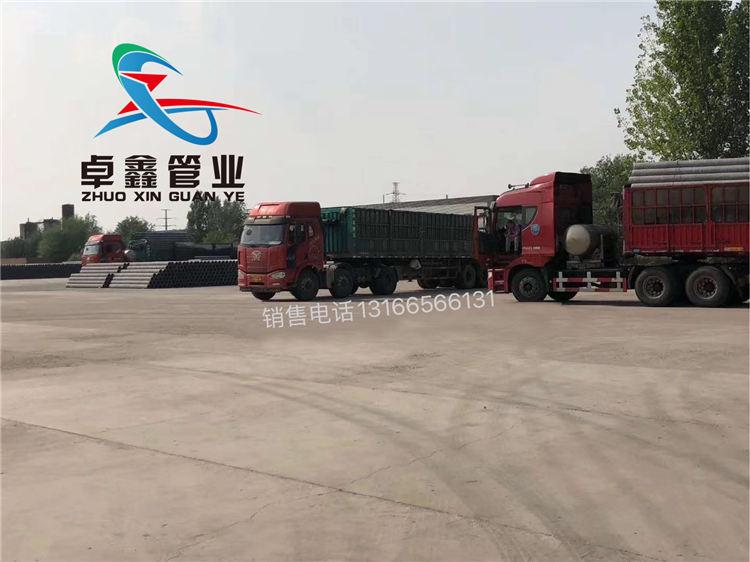 高强低摩维纶水泥管正定厂家