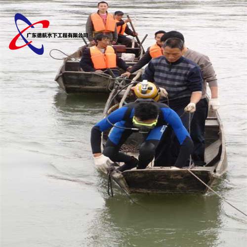 丽江市水下取水头安装——施工单位公司