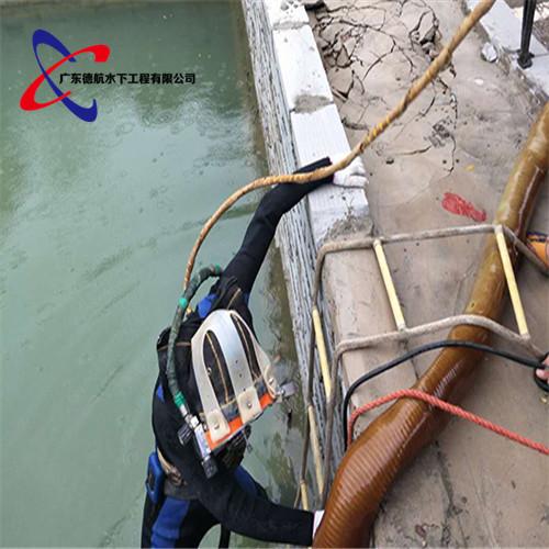 蛙人施工:怒江市铺设水下光缆公司