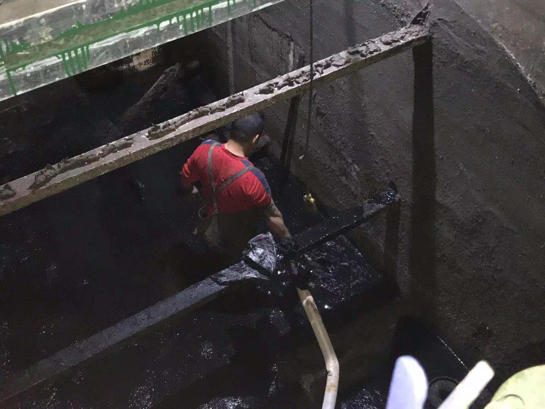 静海县市政污水管道疏通清淤价格