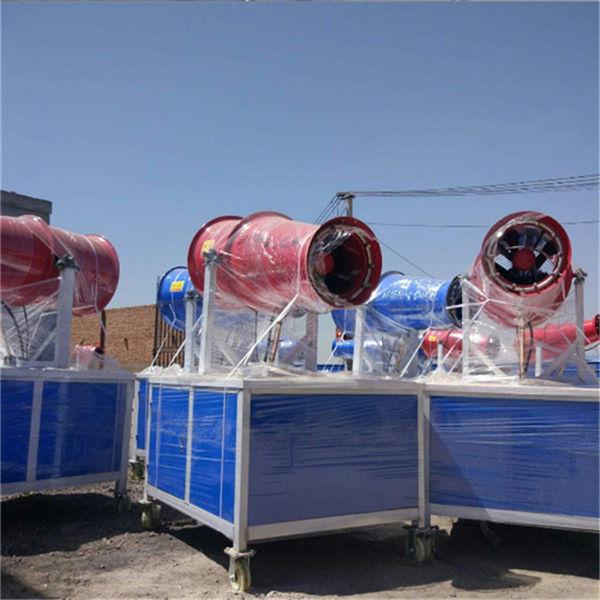 吉林图们 25-30米环保雾炮机