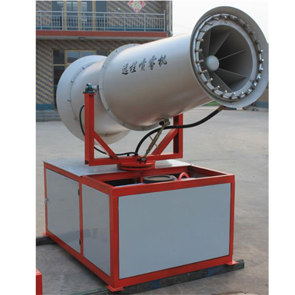 资讯:福建宁德工地风送式除尘喷雾炮机喷雾机