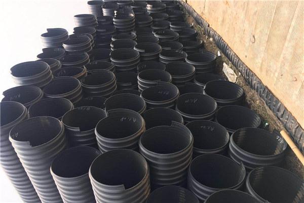 鹰潭钢带增强波纹管价格检验报告