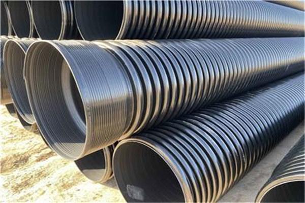 玉林钢带增强螺旋波纹管价格全国销售