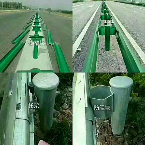 铜仁市万山区2021乡村公路护栏板~施工加安装