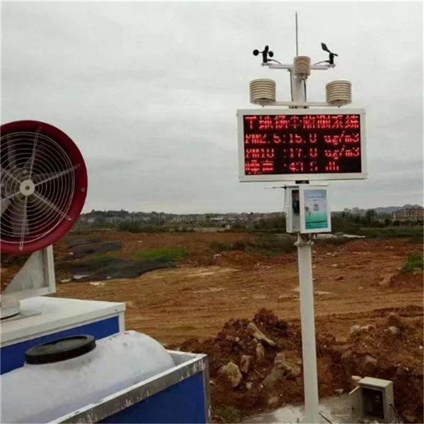 乌苏-大气环境在线检测系统