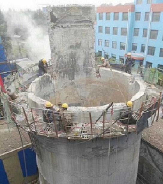 延吉拆除烟囱施工价格估算方法是什么?