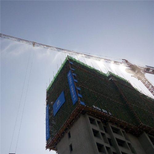 海门  建筑工地塔吊喷淋造雾机