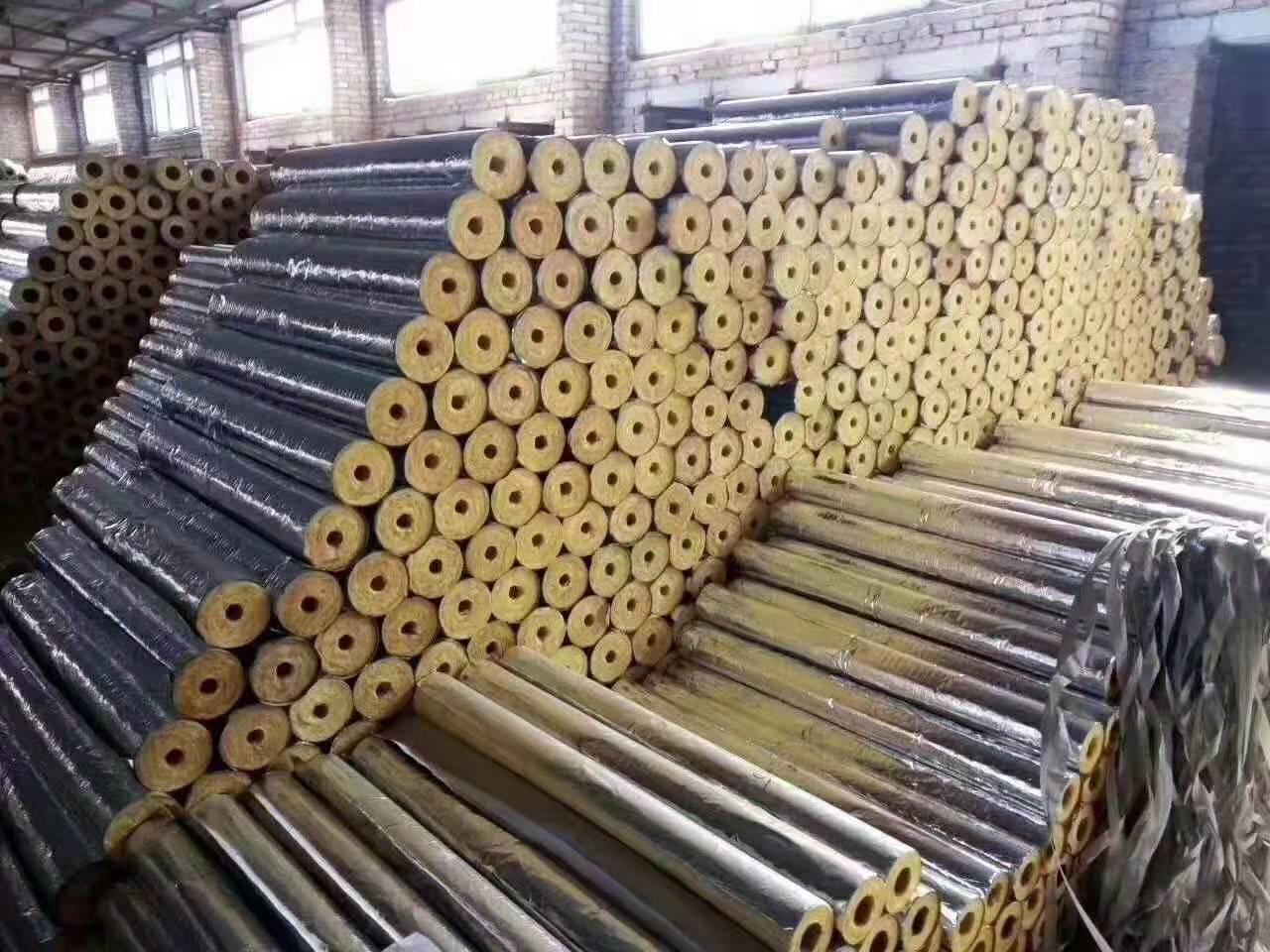 浔阳区蒸汽管道岩棉保温施工多少钱一米