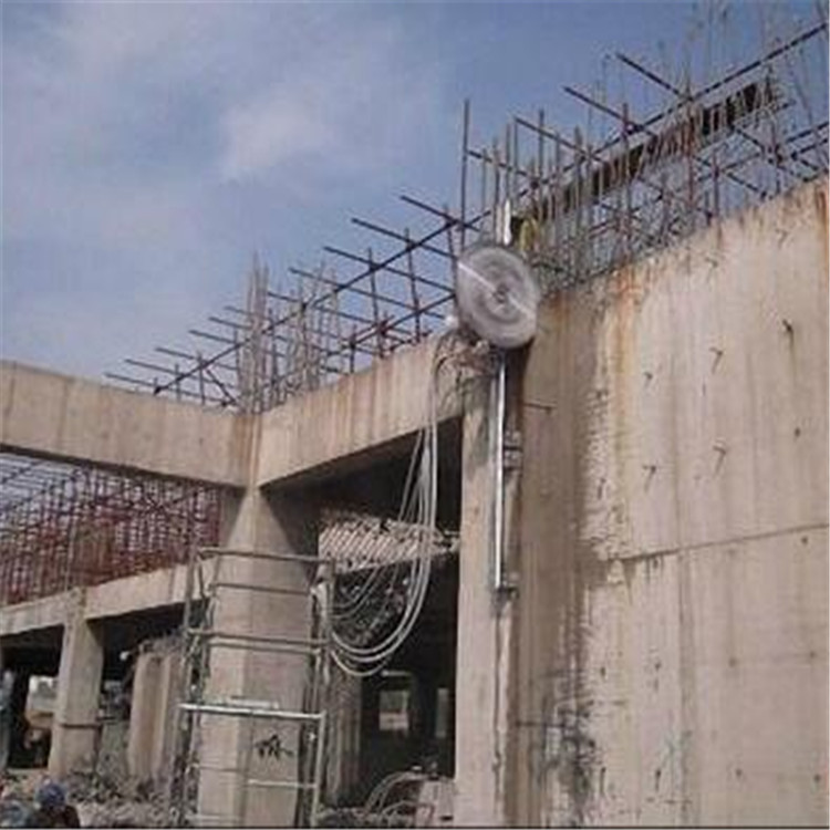 上海桥梁切割/盖梁拆除/立柱拆除