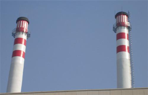 长沙县水泥烟囱刷航空标志漆公司-华电建设