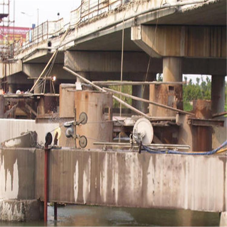 句容桥梁拆除工程