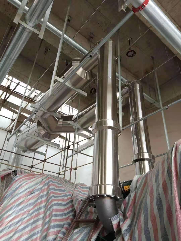 青秀蒸汽管道保温施工多少钱一米