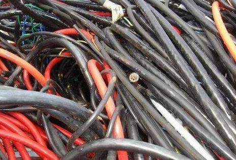 企石镇回收废旧电缆价格高,服务好