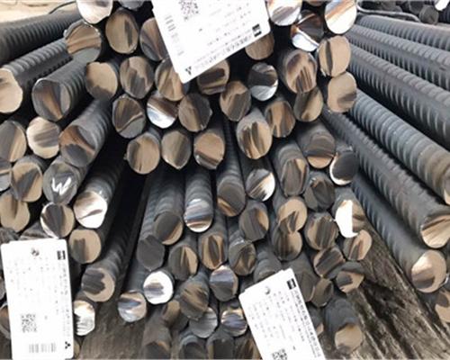 珠海加工PSB1080精轧螺纹钢螺母(长度11米)