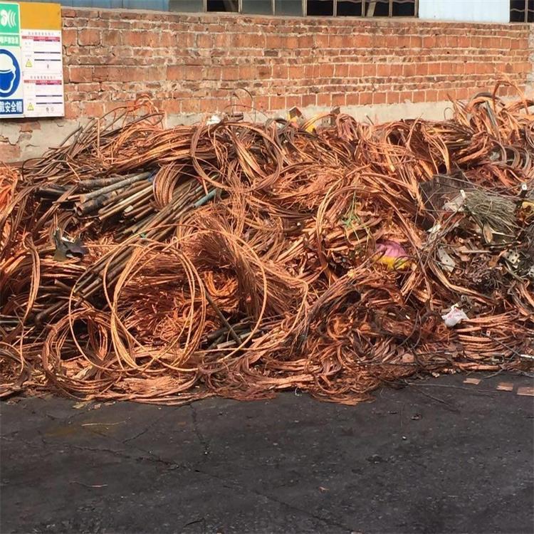 红铜回收 洛江区红铜回收变废为宝