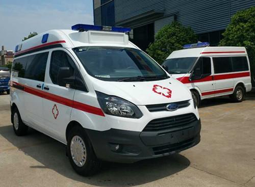 洋县救护车出租服务热线