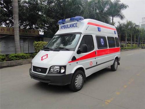 磐安救护车出租公司服务热线