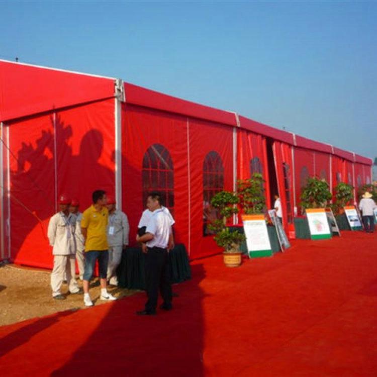 镇江喜庆篷房租赁搭建,公司,出租价格,配套设施齐全,抗风十级