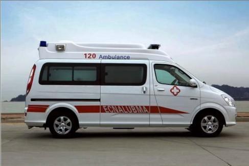 泸水私人救护车出租服务热线