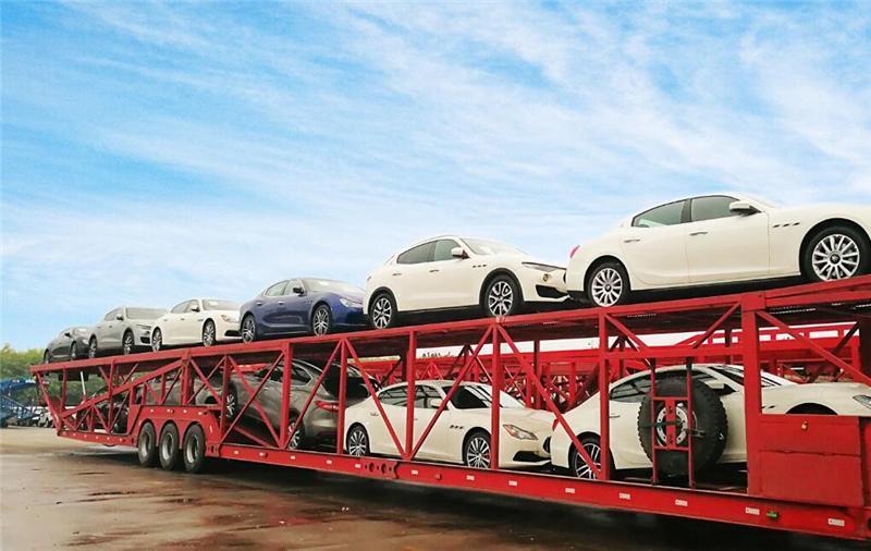 郑州到温泉小轿车托运公司几天能到