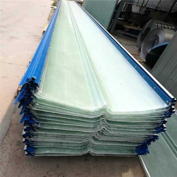 2021杭州透明玻璃钢平板厂家批发
