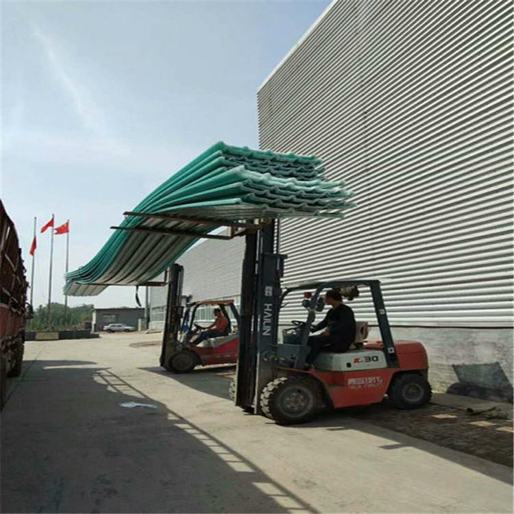 三亚820型铁边防腐采光板-产地直发