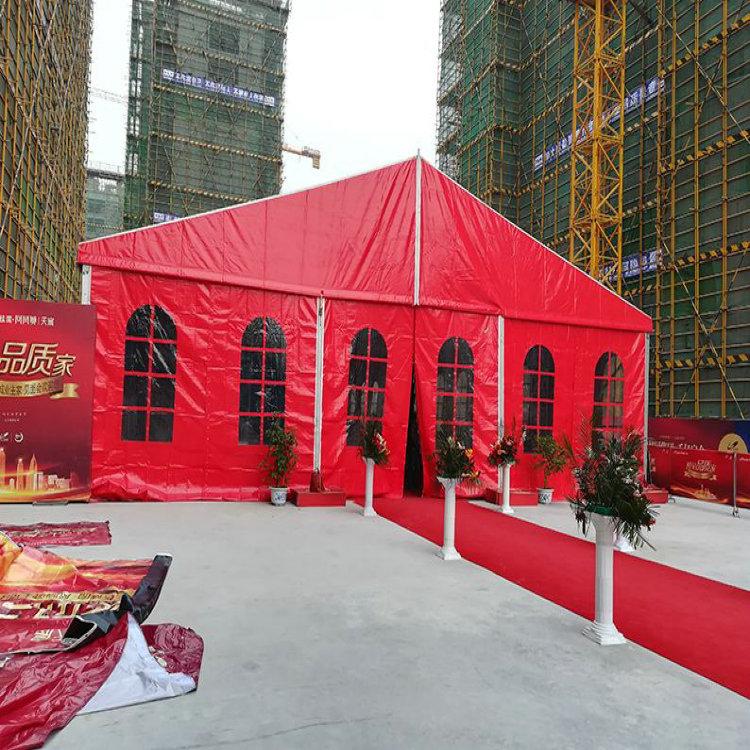 青浦巡回展篷房租赁搭建,公司,出租价格,配套设施齐全,抗风十级