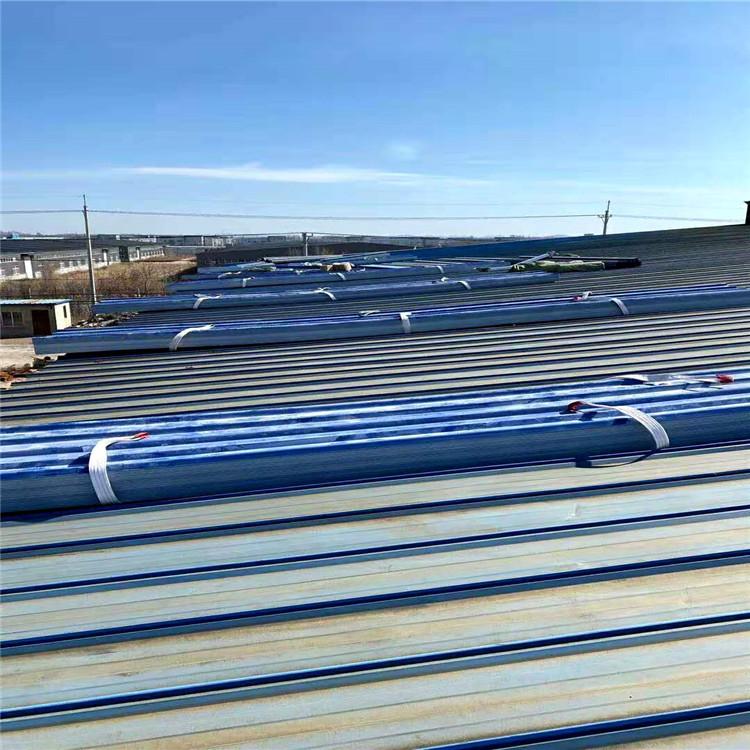 唐山820型加钢边玻璃钢采光板-当地经销商