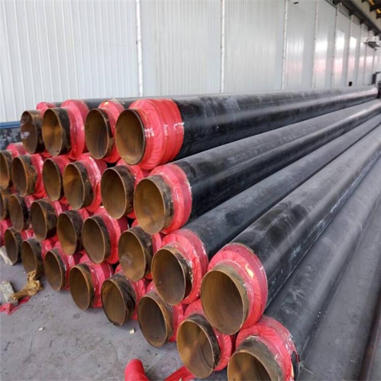聚氨酯硬质泡沫预制管dn65制造厂家