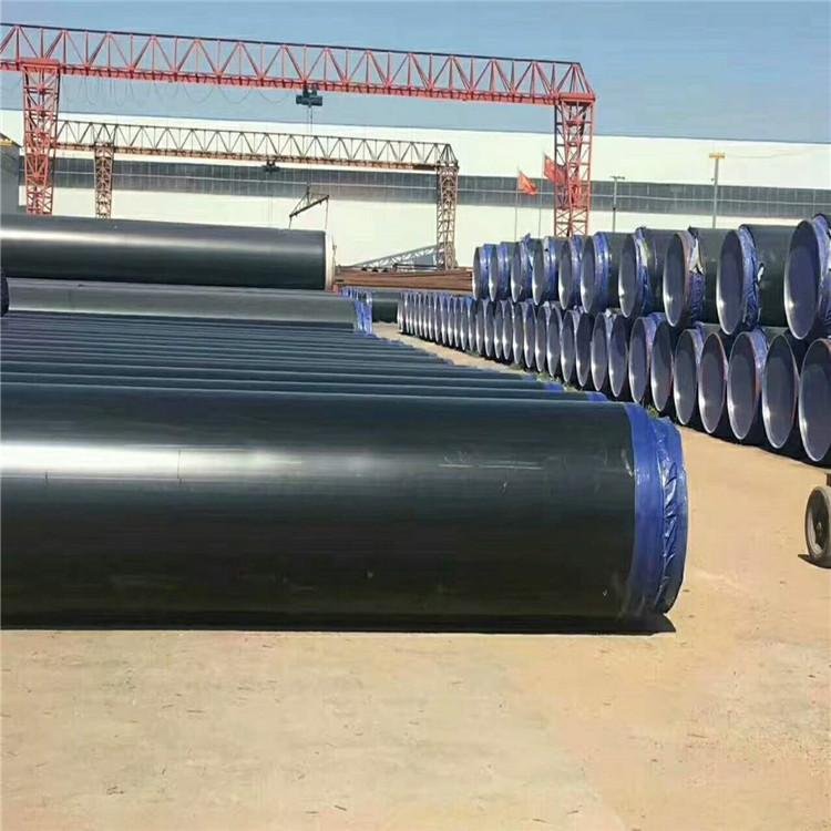 聚氨酯保温管施工流程