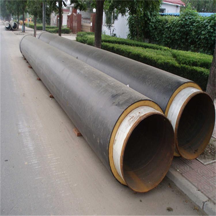 聚氨酯保温泡沫钢管施工流程