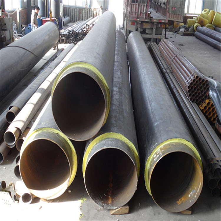 小口径:DN50聚氨酯保温喷涂管道生产厂家