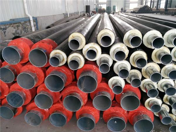 埋地蒸汽保温管标准