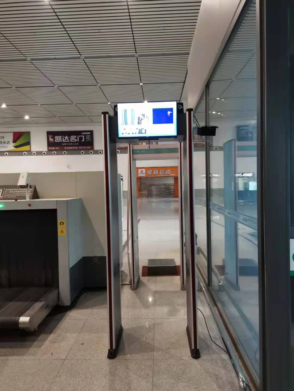 聊城无停留测温设备厂家LY-6611