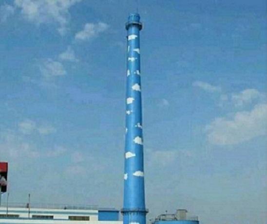 凌海烟囱美化工程具体施工方案是什么?有哪些技术要求?