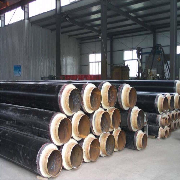 铝皮发泡保温钢管尺寸
