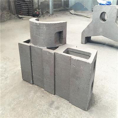 枣庄市中区ZG3Cr18Mn12Si2N厂家铸造耐热铸钢件螺旋筒